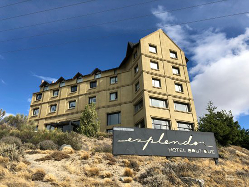 Hotel Esplendor - Iglu Bar