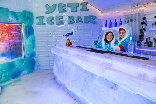 Yeti Ice Bar