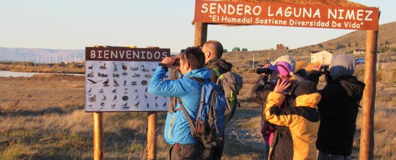 Reserva Laguna Nimez / Bird Watching