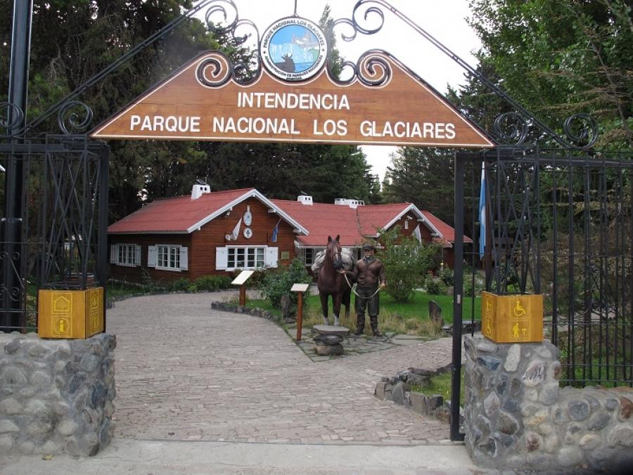 Administração do Parque Nacional Los Glaciares