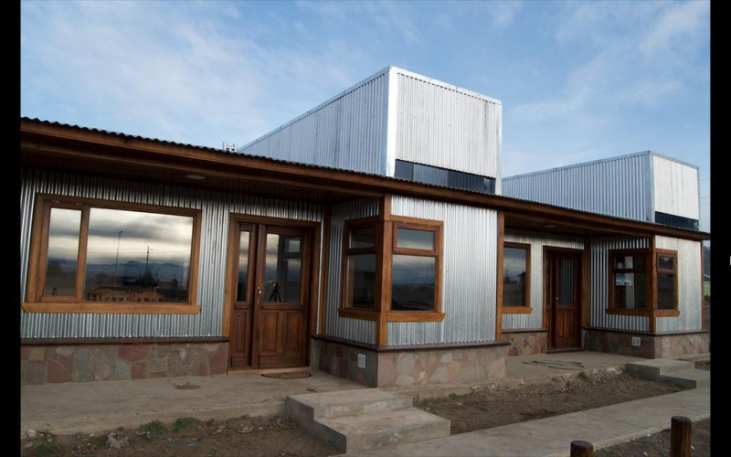 Patagonia Austral Suites cabins