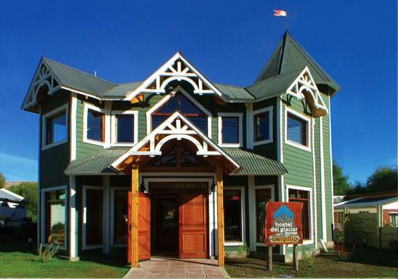 Hotel del Glaciar Libertador- Casa de Los Pioneros