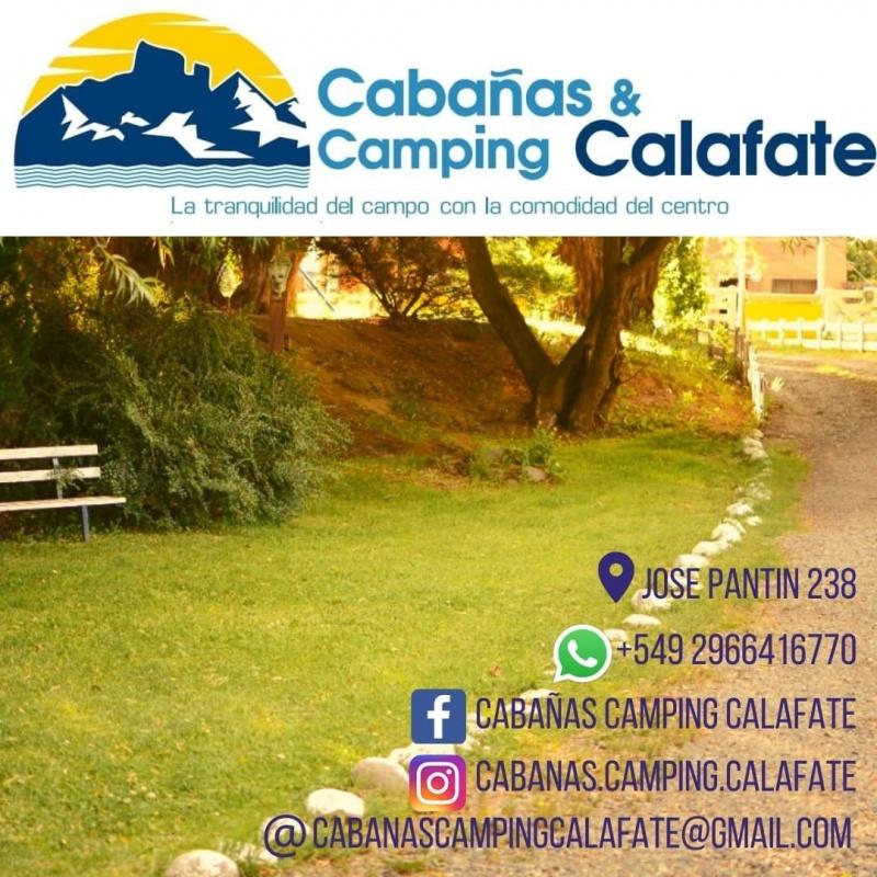 Cabañas y Camping Calafate